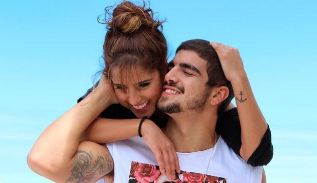 Caio Castro e Camila Camargo gravam na Bahia - Foto: Divulgação
