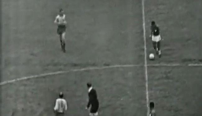 Frame do filme da Copa de 58 remontado por Carlos Augusto Marconi - Foto: Reprodução