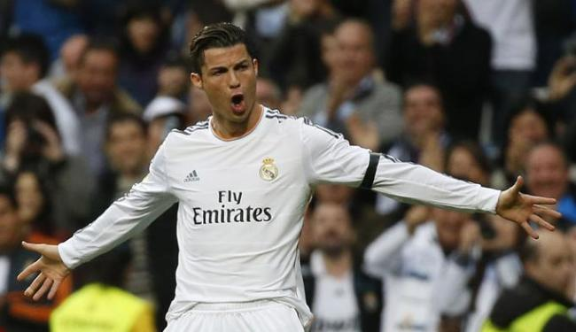 Melhor jogador do mundo, Cristiano Ronaldo disputará final da Liga dos Campeões contra o A.Madrid - Foto: Ag. Reuters
