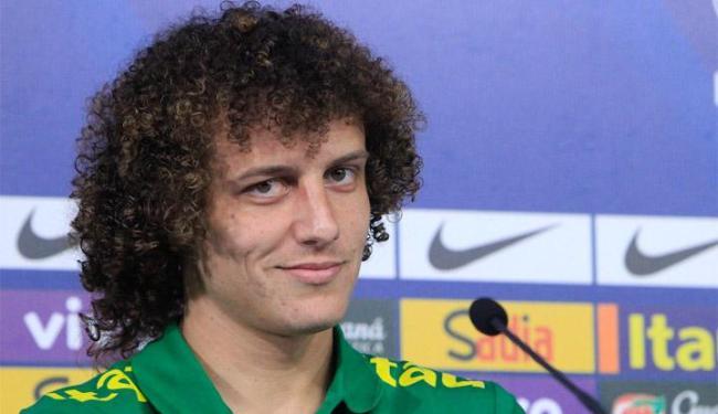 David Luiz, no PSG por 55 milhões de euros (cerca de R$ 167 milhões) - Foto: Bruno Spada/VIPCOMM