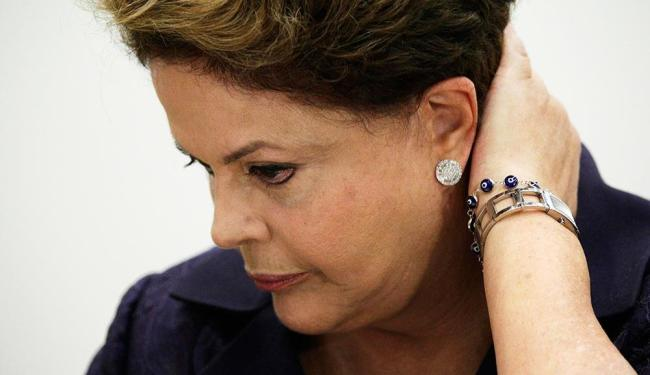 A presidente Dilma Rousseff (PT) teria 35% das intenções de votos - Foto: Ueslei Marcelino | Agência Reuters