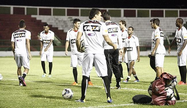 Após mandar jogos no Barradão e em Pituaçu, Leão pegará o Galo em Feira - Foto: Luiz Tito   Ag. A TARDE