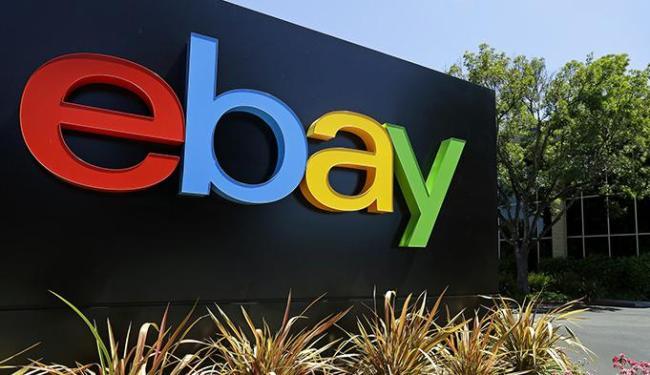 Site do Ebay foi atacado por hackers - Foto: Divulgação