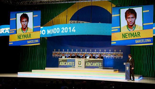 Seleção de Felipão terá time jovem e com pouca experiência em Mundiais - Foto: Alexandre Loureiro l VIPCOMM