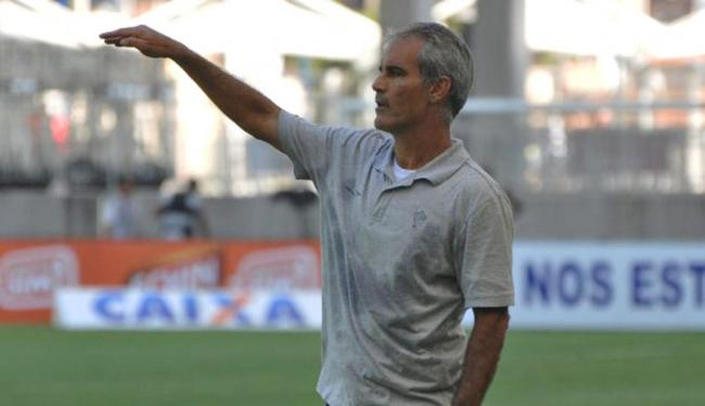 No sub-20, Amadeu conquistou o tri baiano e foi campeão, em 2012, da Copa do Brasil - Foto: EC Vitória | Divulgação