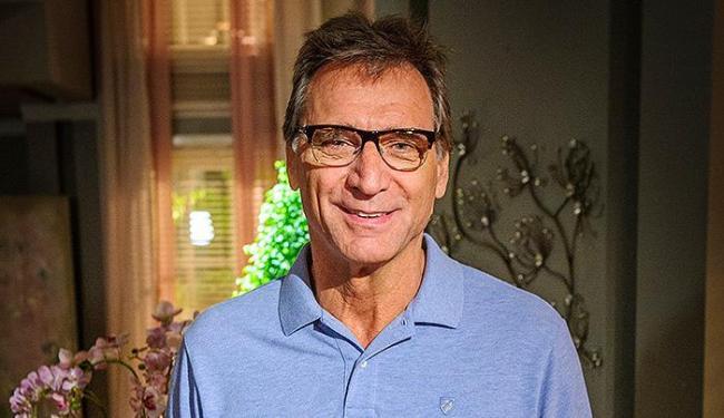 Herson Capri, ator: 'A nossa vontade de montar essa peça é porque é uma peça de conteúdo' - Foto: Alex Carvalho l TV Globo