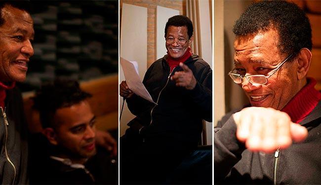 A alegria contagiante de Jair Rodrigues era uma de suas marcas registradas - Foto: Reprodução | Facebook