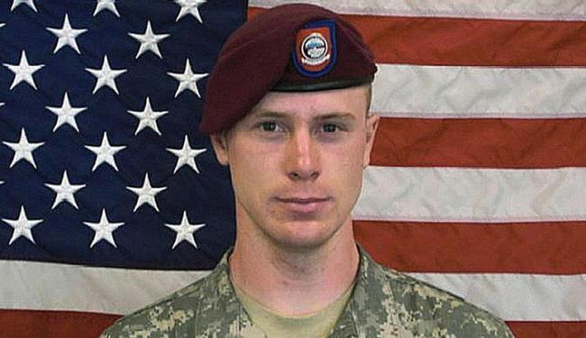 Sargento Bowe Bergdahl foi capturado em 30 de junho de 2009 no Afeganistão pelos talibãs - Foto: Agência Reuters