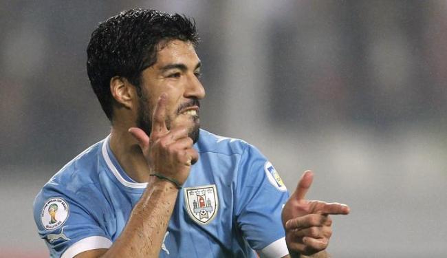 Principal promessa de gols no Uruguai, Luis Suárez fará cirurgia e não treinará para o Mundial - Foto: Ag. Reuters