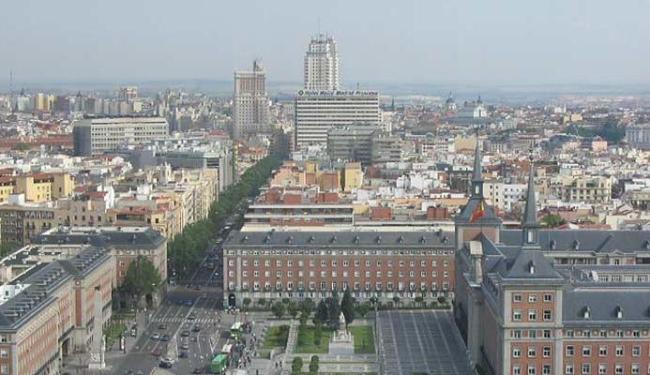 Madrid, na Espanha, sediou encontro LGBT - Foto: Divulgação
