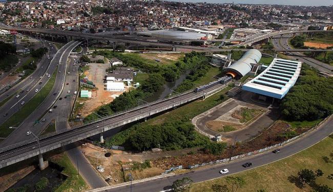 Torcedores irão usar ônibus credenciados pela Transalvador para chegar no Terminal do Acesso Norte - Foto: Mateus Pereira   GovBA