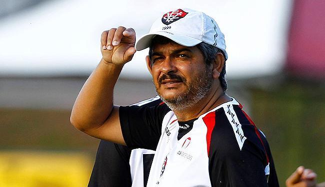 Ney quer aproveitar a semana de folga para ajustar time - Foto: Eduardo Martins | Ag. A TARDE
