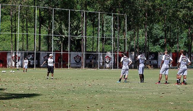 Técnico rubro-negro promoveu diversas mudanças na equipe - Foto: Edilson Lima   Ag. A TARDE