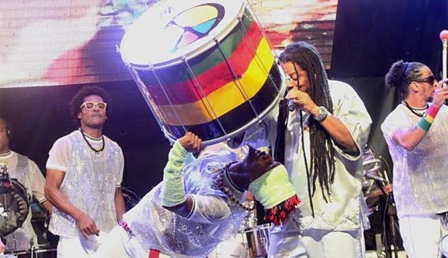 Grupo homenageia a Etiópia no próximo carnaval - Foto: Divulgação