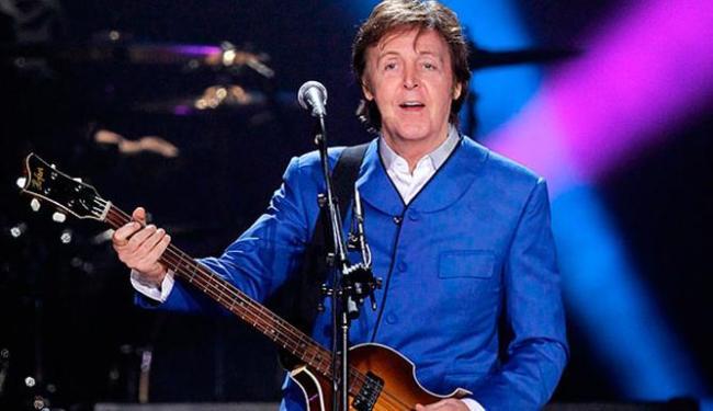 McCartney e o baterista Ringo Starr são os dois únicos membros sobreviventes dos Beatles - Foto: Divulgação
