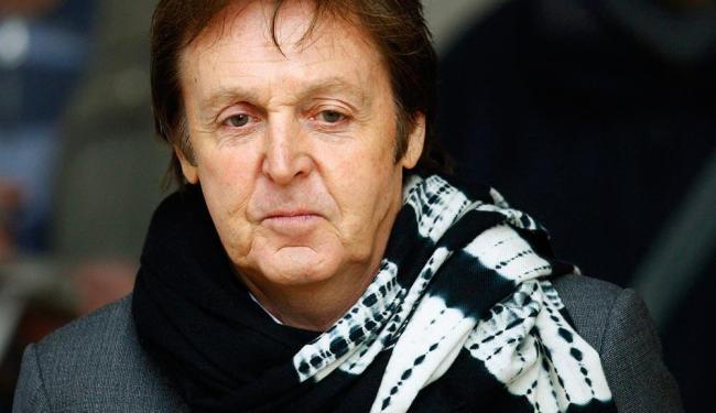 McCartney cancelou sua turnê pelo Japão na semana passada após sofrer de uma infecção viral - Foto: Dylan Martinez | Agência Reuters