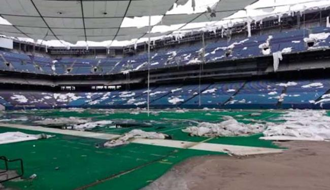 Estádio foi palco de gol decisivo de Romário na Copa de 94, nos Estados Unidos - Foto: Reprodução   YouTube