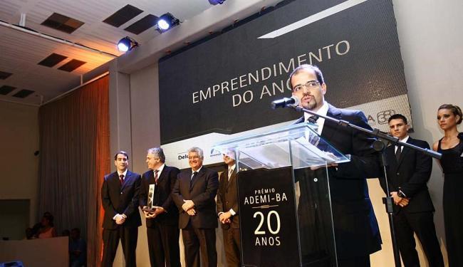 Prêmio Ademi tem por objetivo reconhecer e estimular a excelência profissional do mercado de constru - Foto: Margarida Neide   Ag. A TARDE