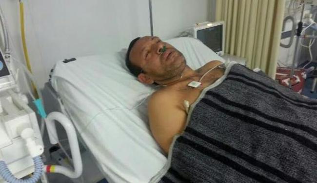Após suposto infarto, Prisco é transferido para hospital de Base - Foto: Divulgação