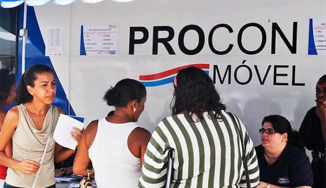 Ação tem como objetivo prestar serviços de orientação e atendimento em bairros populares - Foto: Divulgação | Procon-BA