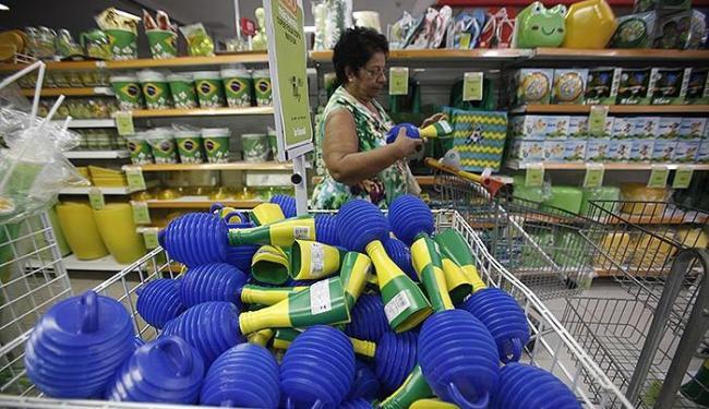 A expectativa das grandes redes é aumentar as vendas em até 20% - Foto: Raul Spinassé | Ag. A TARDE