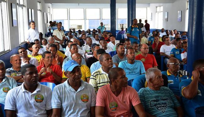 Rodoviários fazem assembleia nesta quinta-feira, 15, no Sinergia - Foto: Divulgação   Sindicato dos Rodoviários