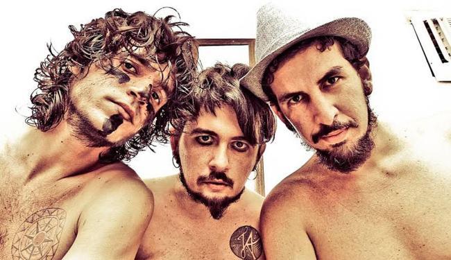 A banda baiana Scambo é uma das atrações do show - Foto: Divulgação