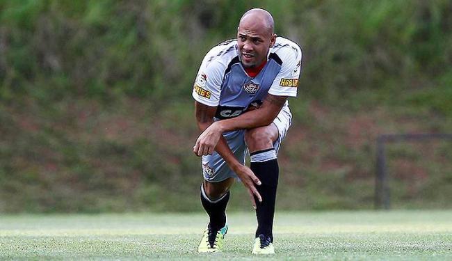 Souza segue no ataque titular do Leão - Foto: Eduardo Martins | Ag. A TARDE