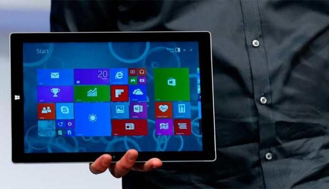Novo tablet também tem hardware mais poderoso - Foto: Agência Reuters