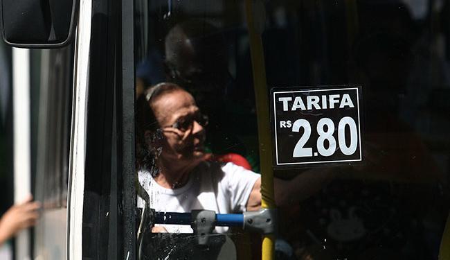 Tarifa é a mesma desde 2011 - Foto: Raul SPinassé   Ag. A TARDE