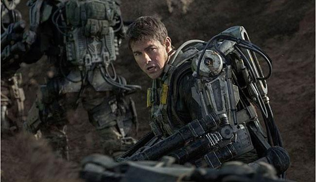 Tom Cruise em cena do filme - Foto: Reprodução