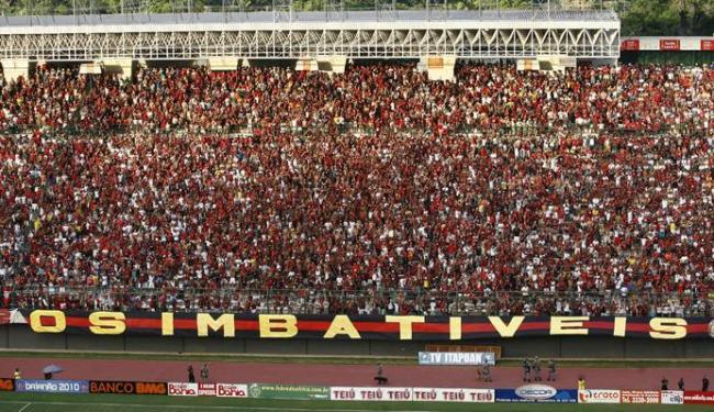 Apenas ingressos para as arquibancadas serão comercializados - Foto: Fernando Amorim | Ag. A TARDE