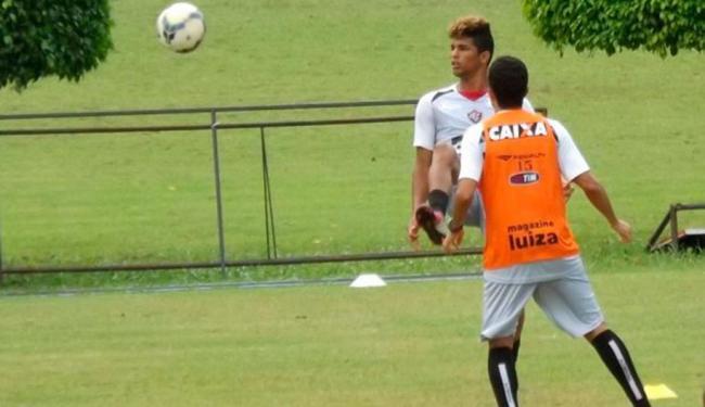 Reforços começam a treinar no CT do Vitória - Foto: Divulgação   E.C. Vitória