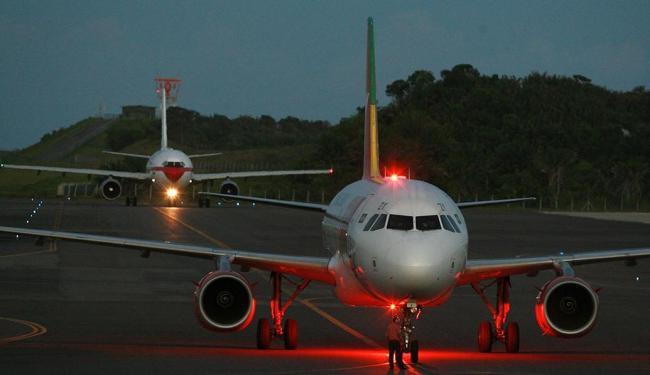 Haverá reforço de inspetores da Anac em 42 aeroportos, sendo 16 deles nas cidades-sede da Copa - Foto: Fernando Vivsa | Arquivo | Ag. A TARDE
