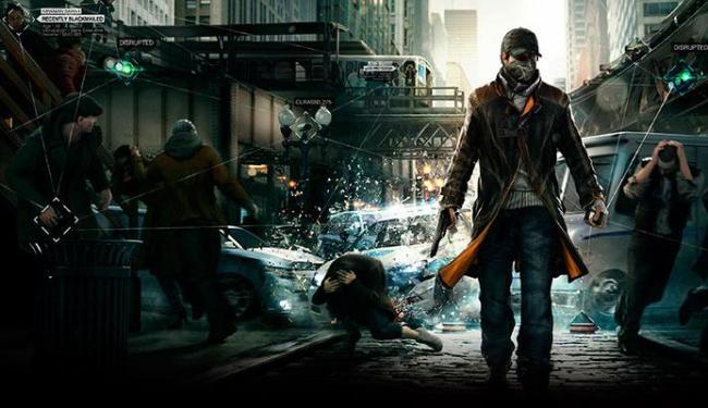Watch Dogs mostra uma Chicago em que o protagonista hacker consegue dominar os eletrônicos - Foto: Divulgação