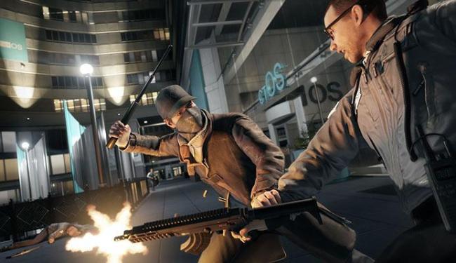 Jogador assume o personagem Aiden, um tipo diferente de vigilante de Chicago - Foto: Divulgação
