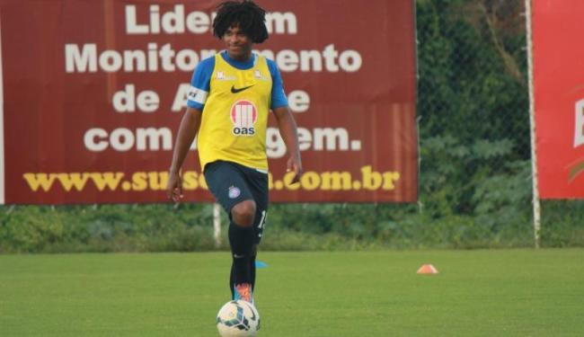 Atacante William Barbio teve um boa passagem no Tricolor em 2013 - Foto: Divulgação   E.C. Bahia