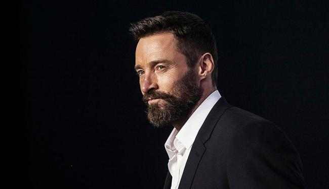 Ator australiano esbanjou energia e magnetismo durante divulgação do novo X-Men - Foto: Agência Reuters