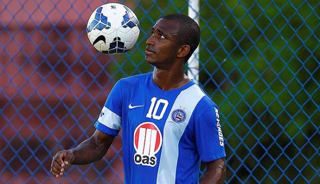 Adaílton finalizou o contrato com o Sion, da Suíça, agora em maio - Foto: Eduardo Martins | Ag. A TARDE