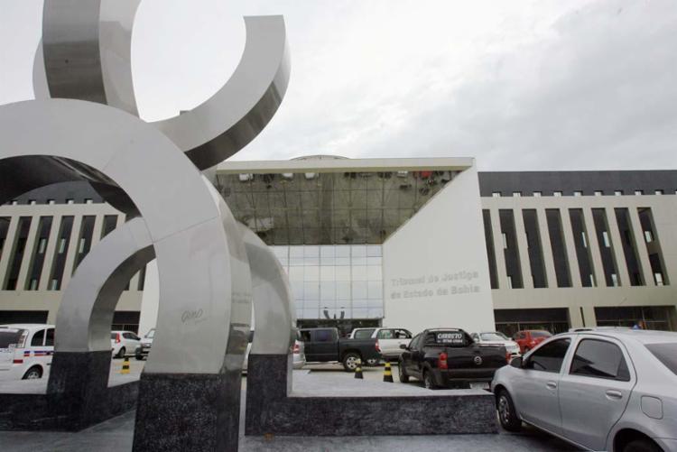 Deputados governistas diziam que o Poder Judiciário é que mais gasta com pessoal - Foto: Joá Souza | Ag. A TARDE