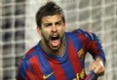Barcelona renova com Piqué e põe cláusula de rescisão de quase R$ 2 bi | Foto: Agência Reuters