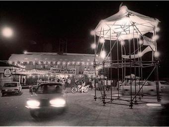 Filme é um documentário sobre o Circo Voador, fenômeno tipicamente carioca dos anos 1980 - Foto: Divulgação