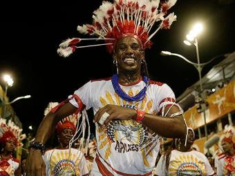 Apaches do Tororó é um dos destaques da festa - Foto: Iracema | Ag. A TARDE