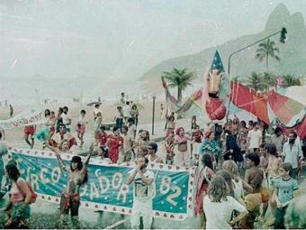 O Circo Voador foi uma âncoras de atividade artística febril - Foto: Divulgação