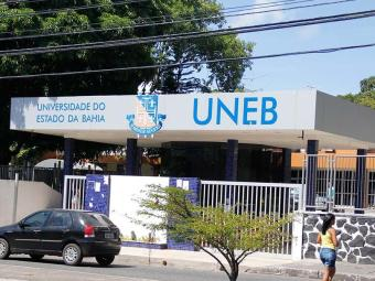 Campus da Uneb no bairro do Cabula, em Salvador - Foto: Joá Souza   Ag. A TARDE
