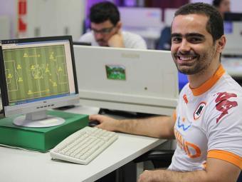 Daniel Dórea é editor do A TARDE Esporte Clube - Foto: Edilson Lima   Ag. A TARDE