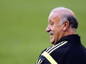 Del Bosque está confiante na possibilidade de obter mais um título - Foto: Agência Reuters