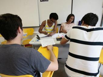 Vagas são para candidatos que fizeram o Enem de 2013 e não tiraram zero na redação - Foto: Mila Cordeiro | Ag. A TARDE