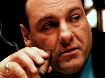 Série conta a história da mais famosa família de mafiosos americana, liderada por Tony Soprano - Foto: Divulgação