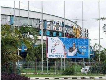 Cuba sediará um Grand Prix pela primeira vez no próximo final de semana - Foto: Divulgação l CBJ